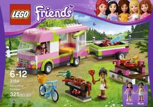 Lego Affiliate Link - Amazon Friends Adventure Camper