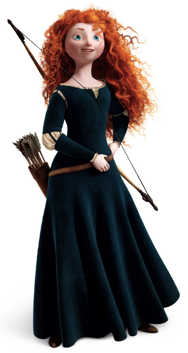 Merida from Disney's Brave